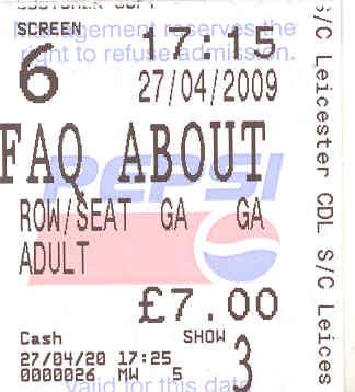FAQ_ticket