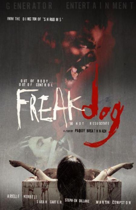 freakdog poster