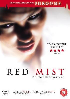 red mist dvd