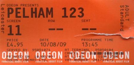pelham ticket